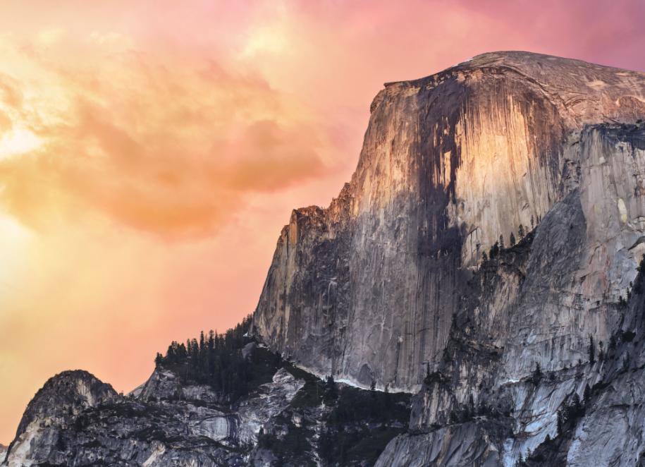 苹果Yosemite / iOS8 高清壁纸全套打包下载