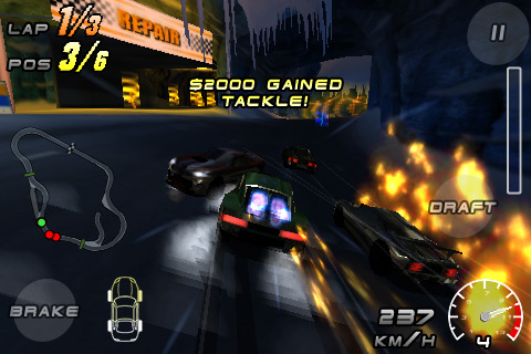 雷霆赛车2V1.0.63 无限金币版