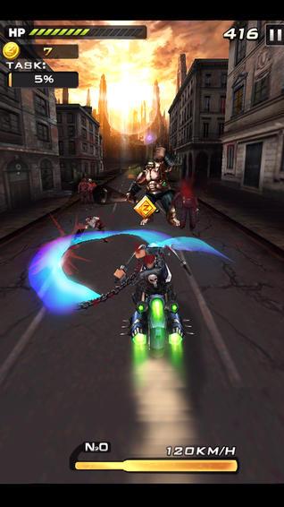 暴力摩托2V1.0.8 破解版