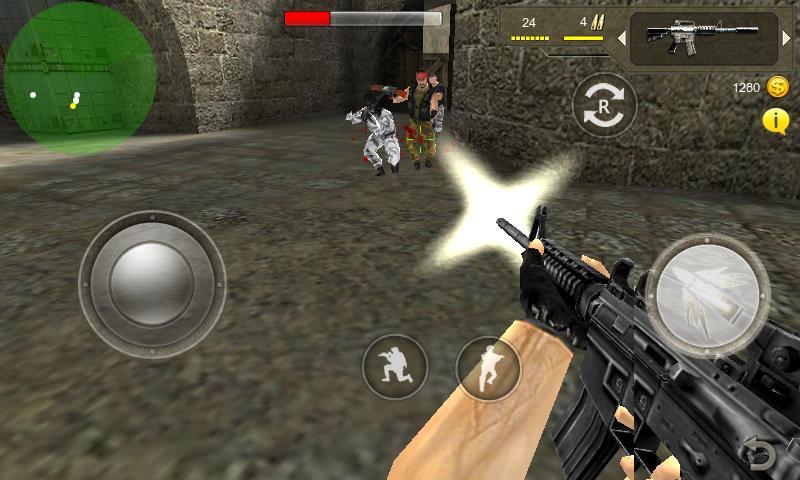 cs1.5blood_反恐行动3d(blood assault 3d) v1.0.3 安卓版 图片预览