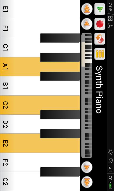 钢琴app
