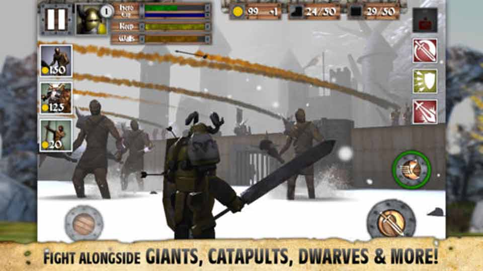 Heroes and CastlesV2.1 苹果版