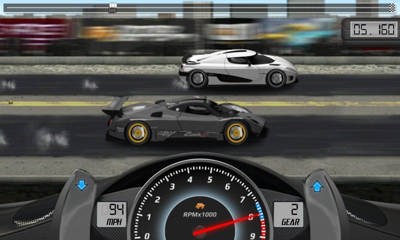 安卓短程极速赛车 短程极速赛车官方版V1.6.23下载