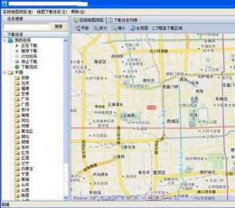 雅虎电子地图下载器 V13.12.4 官方版