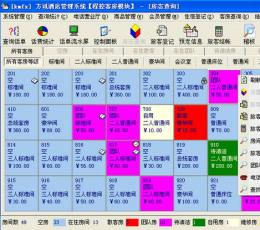 方讯酒店管理系统 V9.0.1 单机版