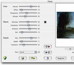 flaming pear Flood(特效插件工具) V1.14 免费版