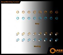 Portal Cursors(鼠标指针)