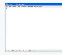 TED Notepad (纯文本编辑器) V5.4.2 官方版