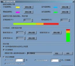 魔方温度监控软件 V1.60 单文件独立版
