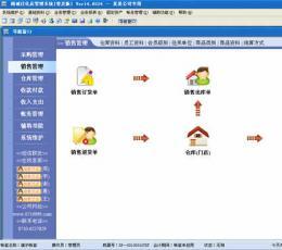 精诚日化日杂专卖店管理系统 V14.0524 普及版