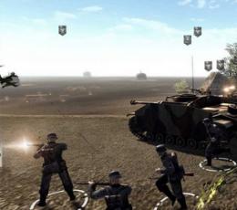 战争之人:突击小队2坦克弹药燃料增加+坦克秒修mod