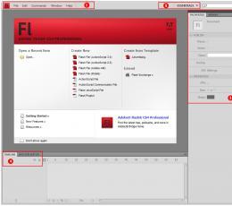 Adobe Flash  CS4(flash类软件) V2.1 官方简体中文龙卷风精减版