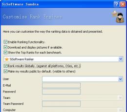 硬件检测软件_SiSoftware Sandra LiteV2014.20.35英文官方安装版下载
