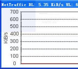 网络流量监测器_NetTrafficV1.3.3多国语言绿色免费版下载