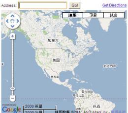 谷歌浏览器迷你地图插件V1.0 英文官方安装版下载_谷歌浏览器迷你地图插件