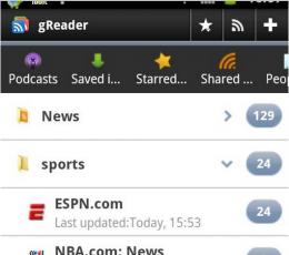 谷歌RSS阅读器 Reeder for iphoneV2.6下载_谷歌RSS阅读器 Reeder for iphone