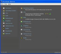 硬件检测工具_SpeccyV1.25.0.674多国语言绿色免费版下载