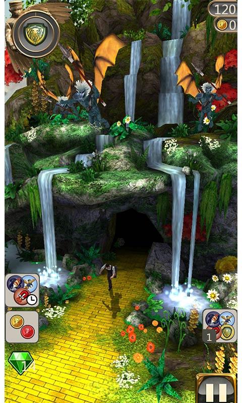 神庙逃亡2:魔境仙踪破解版 Temple Run: BraveV2.9.0 中文版