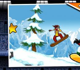 一款滑雪手机游戏_十大滑雪类单机游戏