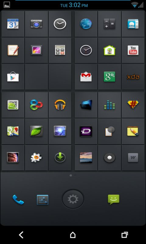 锤子桌面安卓版_锤子手机桌面v1.0下载
