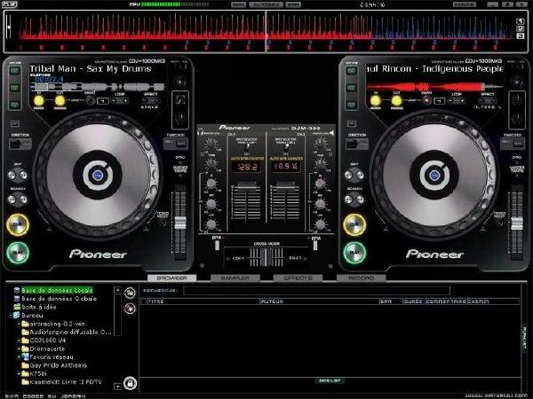 专业DJ混音模拟(Atomix Virtual DJ Pro)V8.0.0.1897 汉化绿色版