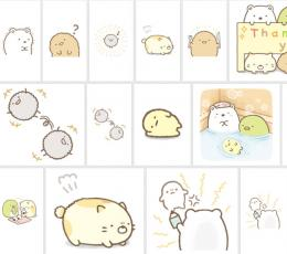 SumikkoGurashi表情_SumikkoGurashi土拨鼠错表情包我图片
