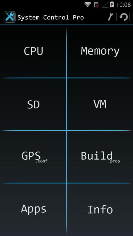 系统控制 System Control ProV1.6.1 安卓版