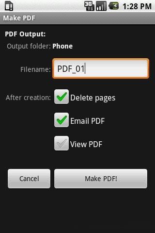 文件扫描仪V2.13 安卓版