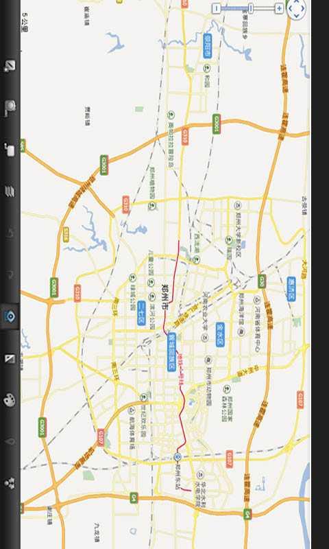 地图 480_800 竖版 竖屏