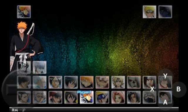 死神VS火影V2.01 安卓版