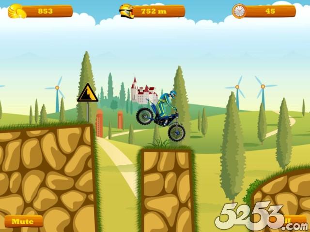摩托跑酷(Moto Hero)V1.62 安卓版