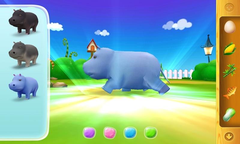3d动物陆地版 v2.0 安卓版 图片预览