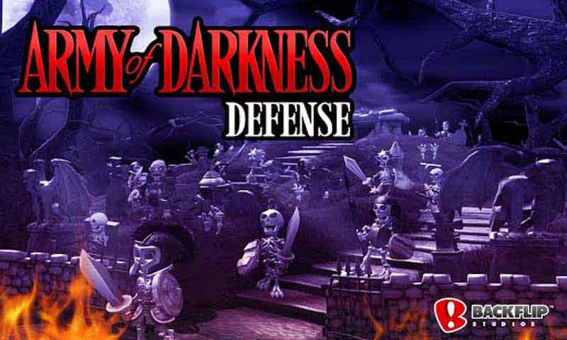 黑暗防御(Army of Darkness Defense)V1.0.6 IOS版
