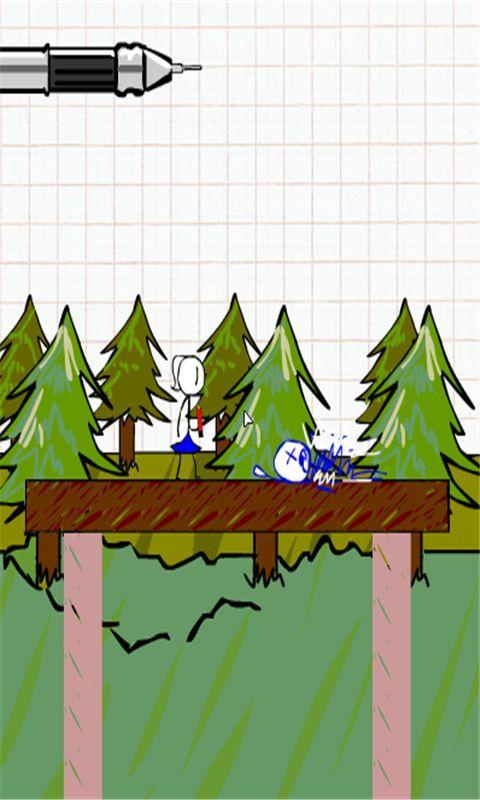 人铅笔战争 v1.24 安卓版   软件教程   手机游戏   单机游