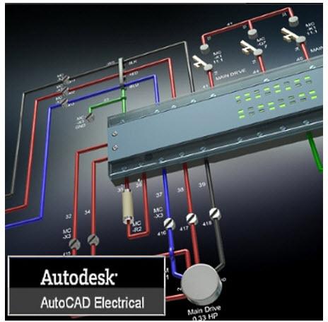 AutoCAD Electrical(电气控制设计)2012简体中文版