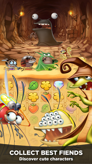 好朋友(Best Fiends)V1.0.3 安卓版