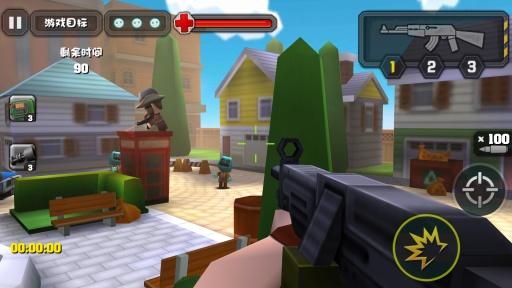 迷你行动:僵尸世界大战(Action of Mayday: Zombie World)V1.1.0 破解版