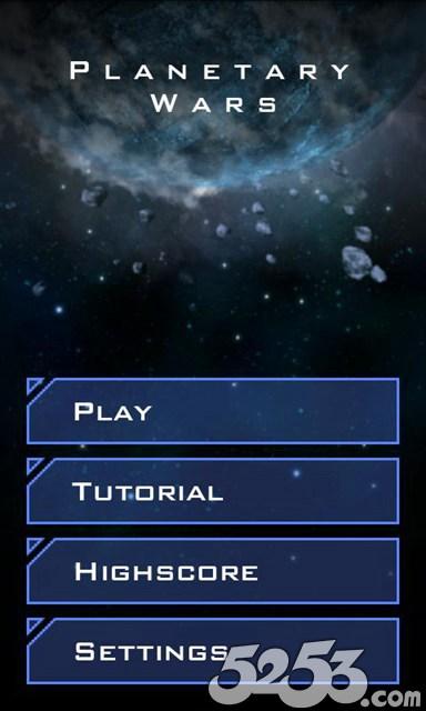 星际战争(Planetary Wars)V1.704 安卓版