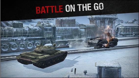 坦克世界闪电战(World of Tanks Blitz)V1.4.0.100 安卓版