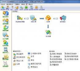 万利进销存管理系统(企业版) V4.34 企业版