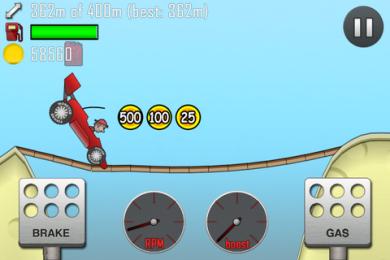 登山赛车V1.46.0 修改破解版
