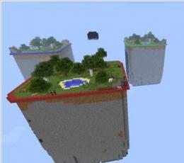 我的世界空岛生存8地图_我的世界PVP对战地图下载