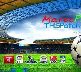 实况足球2013摩洛哥联赛插件 绿色版