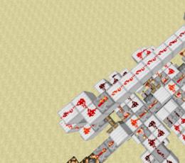 我的世界多种红石大炮地图存档_我的世界多种红石大炮地图存档下载