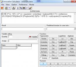 InnoCalculator多功能计算器 V1.1.10 最新版