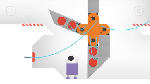 古怪机器人出逃记 Odd Bot Out V1.0 安卓版大图预览 古怪机器人出逃
