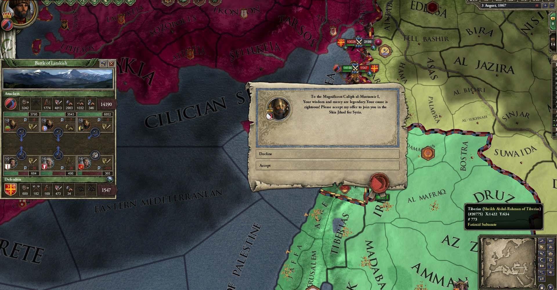 十字军之王2:全DLC整合版大图预览_十字军之