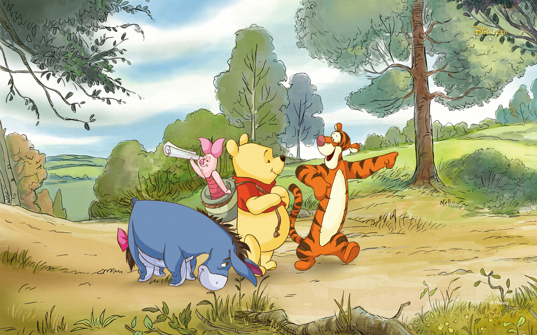 玩家在游戏中可以遇到所有动画中经常出现的维尼小伙伴们,可以和他们互动,得到帮助或者帮助他们解决问题。 小熊维尼:全身毛绒绒的可爱的小熊,最喜欢在饥饿的时候舔一口蜂蜜,善良的他经常在森林中寻找蜂蜜来进行觅食。 小猪皮杰:皮杰的个子很小,经常穿着一身粉红色条纹的横条衣服,小熊维尼最好的友人,样子显得十分的可爱。