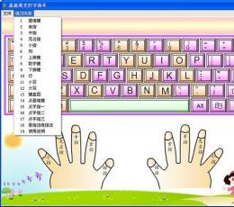 嘉嘉英文打字高手 V3.0 官方绿色版