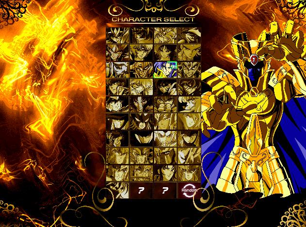 圣斗士星矢:终极小宇宙1.6版图片预览